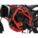 Padací rám Ibex pro F800GS 2013+, F700GS, červený