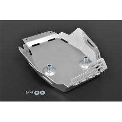 Kryt motoru Ibex pro BMW R1150GS, stříbrný