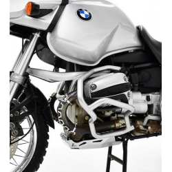 Padací rám Ibex pro BMW R1150GS, stříbrný