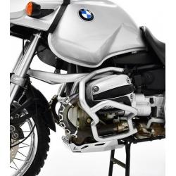 Padací rám Ibex pro BMW R1150GS/A, stříbrný