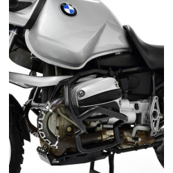 Padací rám Ibex pro BMW R1150GS, černý