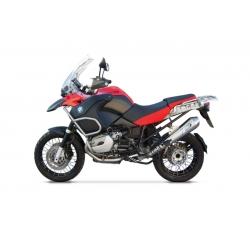 Výfuk Zard nerez pro R1200GS/A 2004-2009
