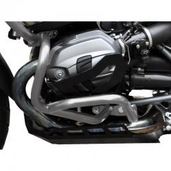 Padací rám spodní Ibex pro R1200GS 2004-2012, stříbrný