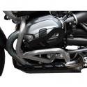 Spodní padací rám Ibex pro R1200GS 2004-2012, stříbrný