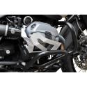 Kryty hlav válců Ibex pro R1200GS 2010-2012, stříbrný