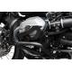 Kryt hlav válců Ibex pro R1200GS 2010-2012, černé