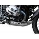 Kryt motoru Ibex pro BMW R1200GS/A 2004-2012, stříbrný