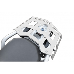 Nosič zavazadel Ibex pro BMW R1200GS LC 2013+, stříbrný