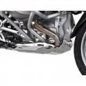 Kryt motoru Ibex pro BMW R1200GS/A LC 2013+, stříbrný