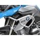Horní padací rám Ibex pro BMW R1200GS LC 2013-2016, stříbrný