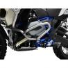 Spodní padací rám Ibex V2 pro BMW R1200GS LC 2013-2018. Včetně kompletního montážního materiálu, snadná montáž. stříbrnábarva volitelně doplňtehorním padacím rámem Ibex pro R1200GS LC 2013+