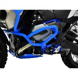 Spodní padací rám spodní Ibex V2 pro BMW R1200GS LC 2013+, modrý