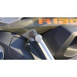 Krytka padacího rámu R1200GS Adventure LC 2013+