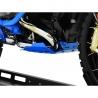 Kryt motoru Ibex pro BMW R1200GS/A LC 2013+, modrý