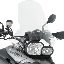 Vysoké cestovní plexi Givi/Kappa pro F800GS, F650GS 2008+