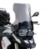 Vysoké cestovní plexi Ermax pro BMW F800GS a F650GS 2008+ výška 45cm lehce kouřové