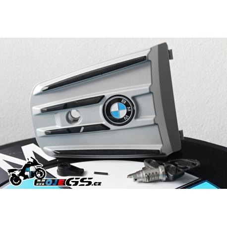 Zamykací kryt otevírání sedla pro BMW F650GS/Dakar 2004-2007, G650GS Sertao