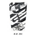 Tankpad na nádrž pro R1200GS Adventure LC 2014+, černý