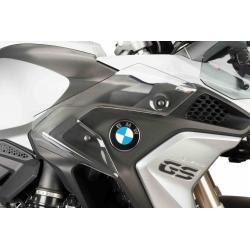 Spodní postranní deflektory Puig pro BMW R1250GS, R1200GS LC 2013-2018, čiré