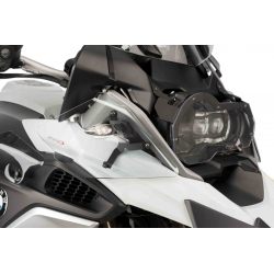 Horní postranní deflektory Puig pro BMW R1200GS LC 2013+, čiré