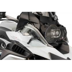 Horní postranní deflektory Puig pro BMW R1250GS, R1200GS LC 2013-2018, F850GS, F750GS, čiré