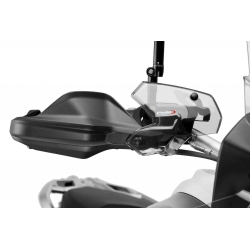 Rozšiřující deflektory Puig pro BMW R1250GS/A, R1200GS/A LC 2013-2018, lehce kouřové