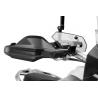 Rozšiřující deflektory Puig pro BMW R1200GS LC 2013+, lehce kouřové