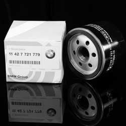 Originální olejový filtr BMW pro R1250GS/A, R1200GS/A LC 2013-2018, F850GS/A, F750GS