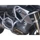 Velký padací rám Heed pro BMW R1200GS LC 2013+, stříbrný