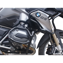 Velký padací rám Heed Exclusive pro BMW R1200GS LC 2013-2016, černý