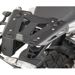 Kovová plotna pod topcase Kappa/Givi pro BMW G310GS
