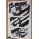 Tankpad na nádrž pro R1200GS Adventure LC 2014+, černo-bílý