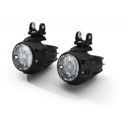 LED přídavná světla BMW Nano s držákem pro F850GS, F750GS