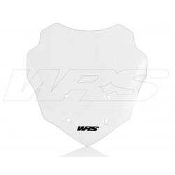 Sportovní plexi WRS 31cm pro BMW G310GS, čiré