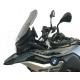 Sportovní plexi WRS 32cm pro BMW F750GS, čiréSportovní plexi WRS 32cm pro BMW F750GS, kouřové