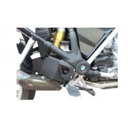 Kryt proti horkému vzduchu od katalyzátoru pro BMW R1200GS/A LC 2013-2018