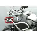 Držák přídavných světel na padací rám BMW R1200GS Adventure 2006-2013
