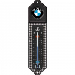 Teploměr BMW Motorrad černý