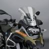 Plexi Ztechnik 39cm pro BMW R1250GS/A, R1200GS/A LC 2013-2018, čiré