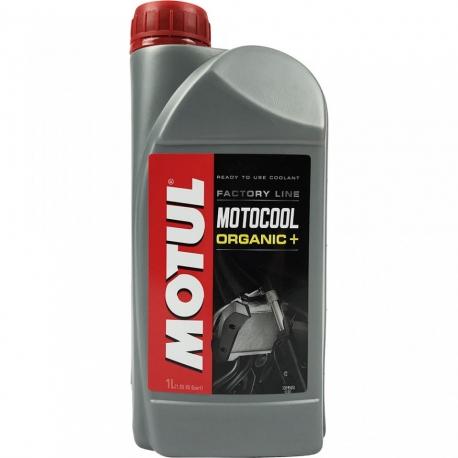 Nemrznoucí chladící kapalina pro motocykly Motul Motocool Factory Line 1L