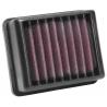 Sportovní vzduchový filtr K&N HIGH-PERFORMANCE BM-3117 pro BMWG310GS a G310R. Doporučujeme koupit společně se sadou na čištění filtru.
