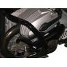 Klasický spodní padací rám Heed pro BMW R1200GS 2004-2012. Účinná ochrana důležitých částí při pádu díky velmi pevné konstrukci.