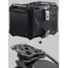 ALU topcase SW-Motech Trax Adventure 38l + plotna pro F850GS, F750GS, černý