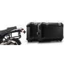 ALU boční kufry SW-Motech Trax ION + nosiče pro R1150GS/A, R1100GS, černé