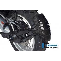 """Karbonový zadní blatník """"lízátko"""" Ilmberger pro BMW R1200GS/A LC 2013-2018"""