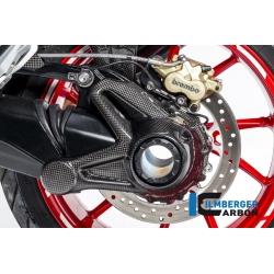 Karbonový kryt kardanu R1200GS/A LC 2013-2018